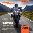 Soirée de lancement de la KTM 1290 Super Adventure S